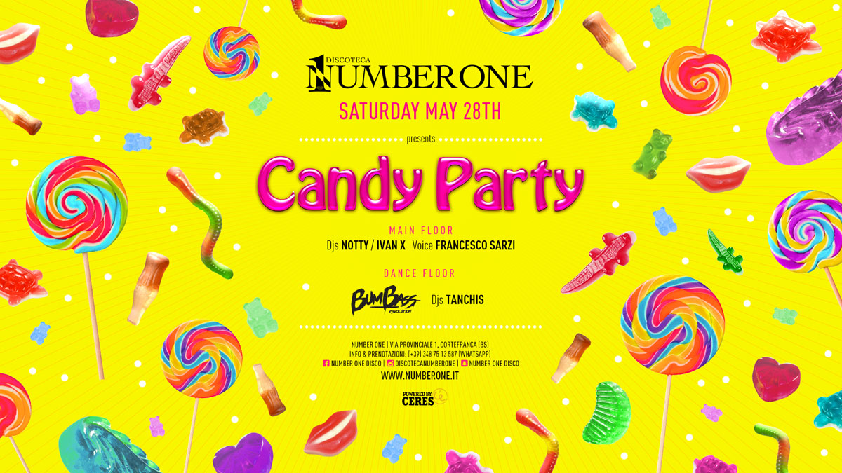Candyland – Dj Notty & Ivanix
