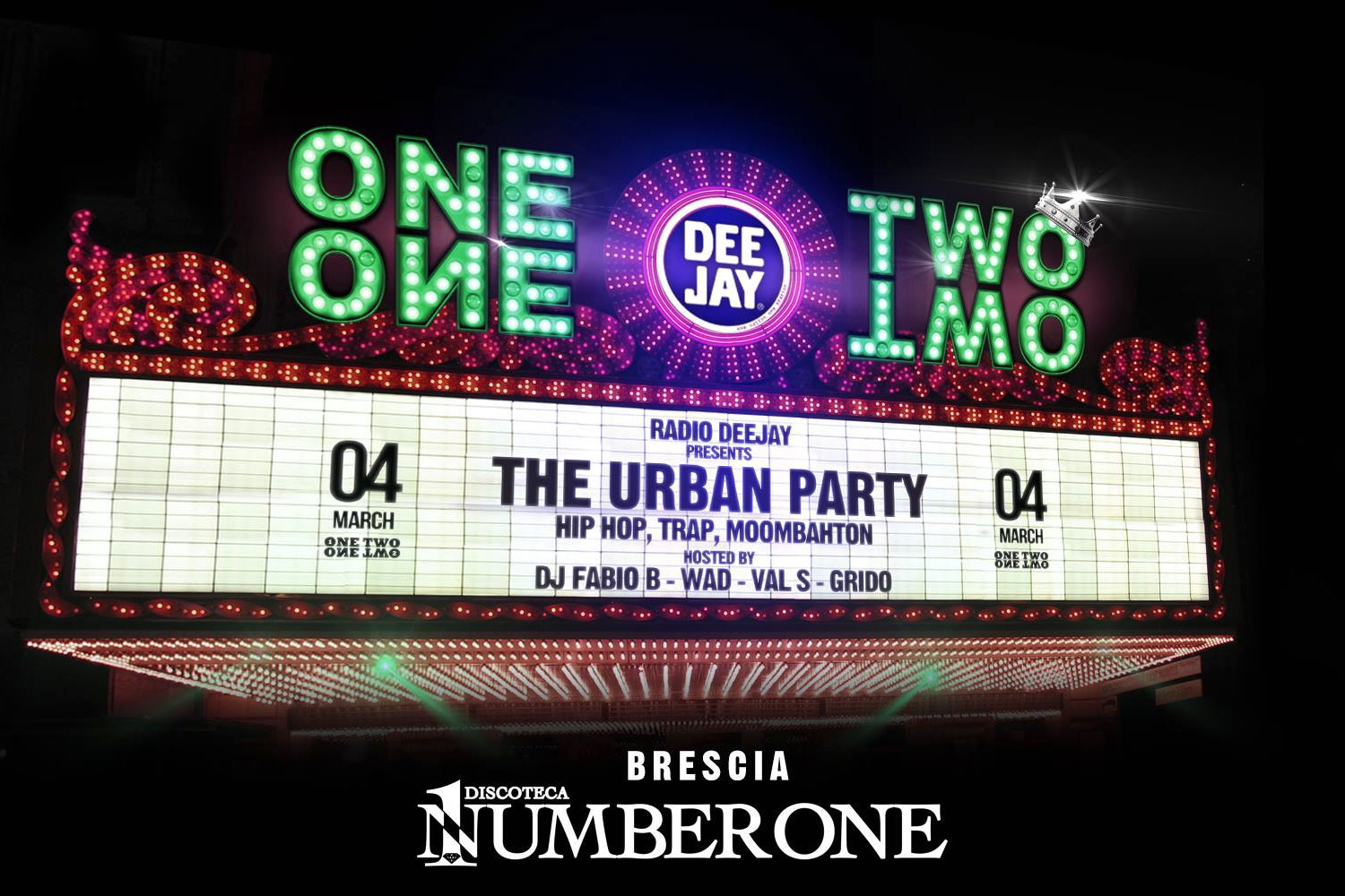 Radio Deejay -OneTwo OneTwo
