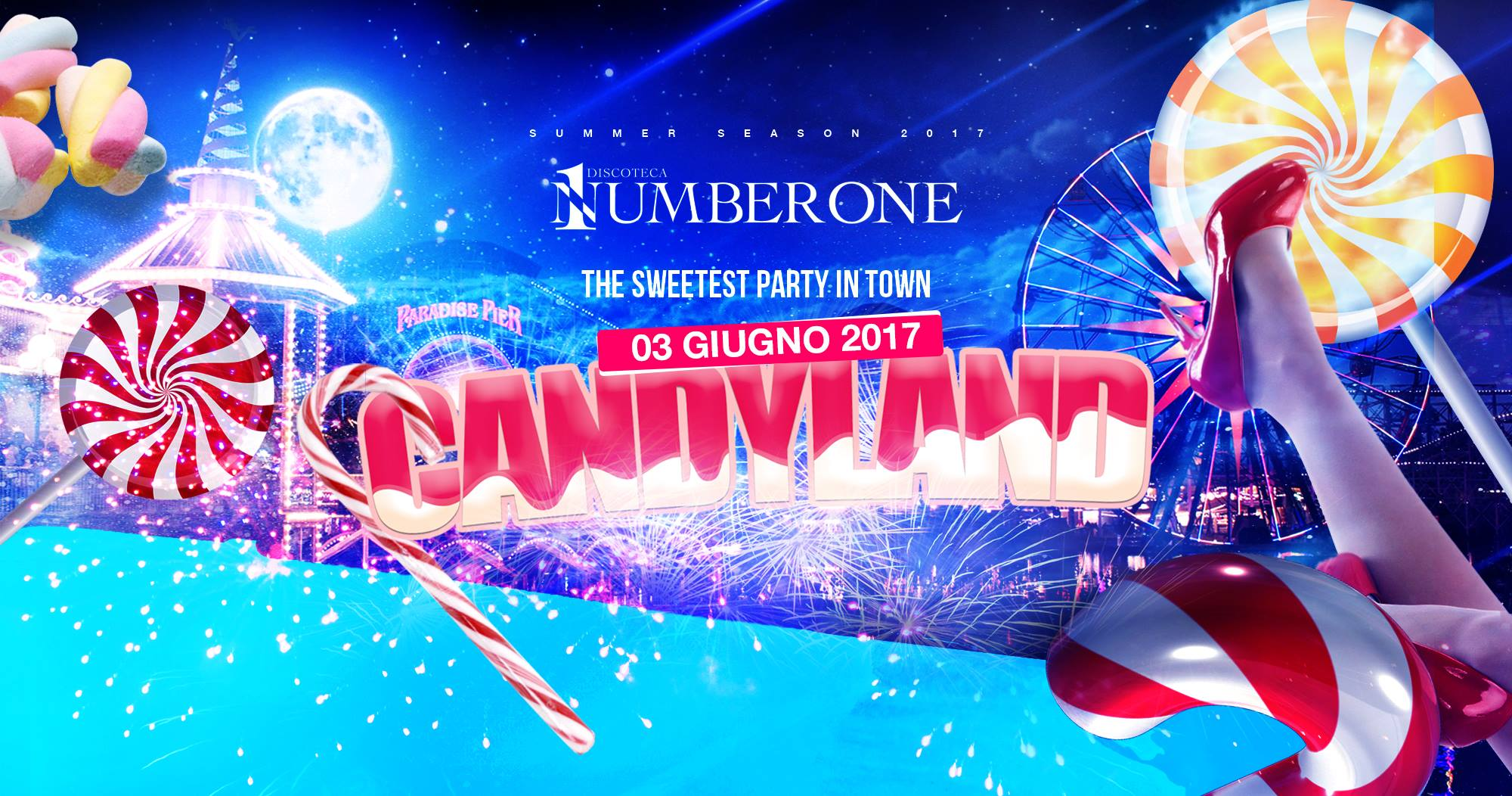 CANDYLAND ★ The Sweetest Party in Town ★