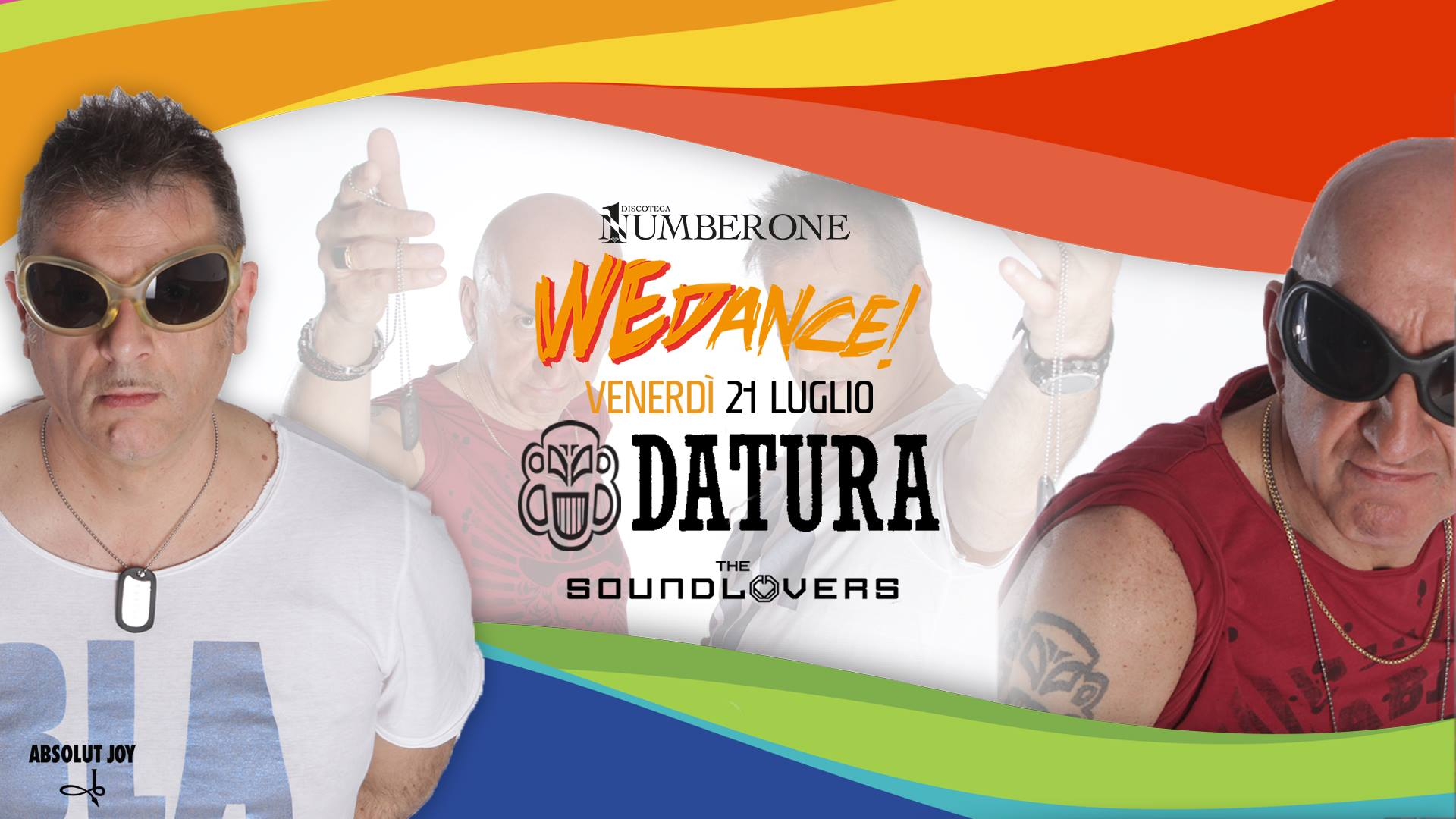 Datura ✦ The Soundlovers ✦ Wedance ✦