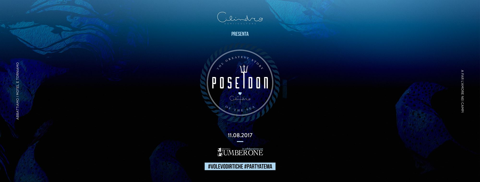 Cilindro 11.08.2017 Poseidon – The Greatest Story Of The Sea