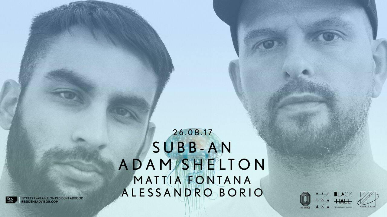 Subb-An + Adam Shelton
