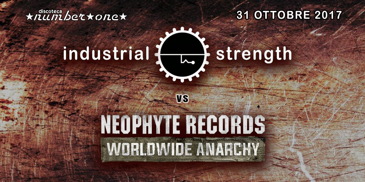 Industrial Strength VS Neophyte Records