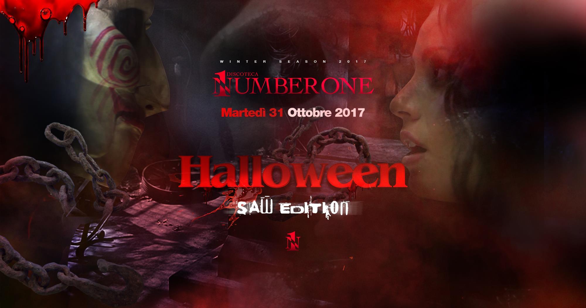 Halloween – Saw Edition