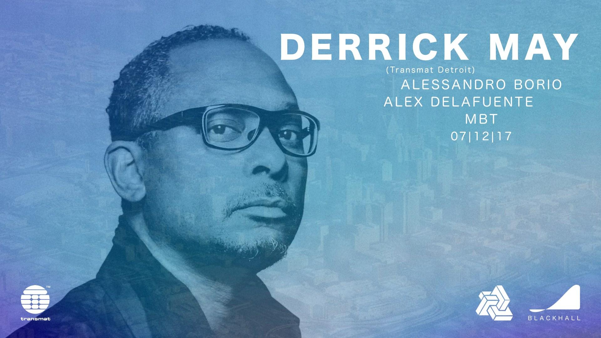 Derrick May – Black Hall