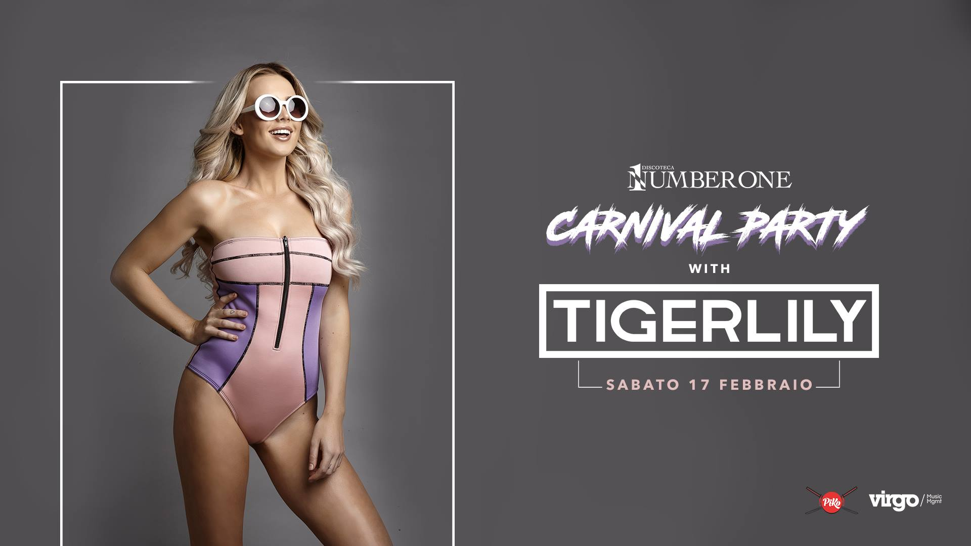 Tigerlily – Carnival Party