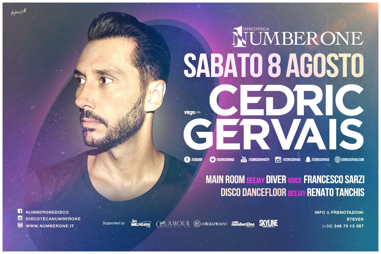 Cedric Gervasis