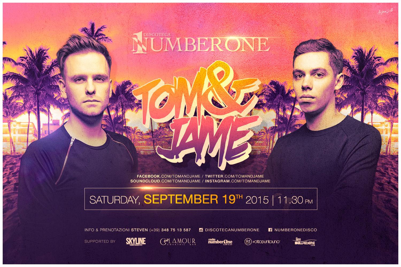 Tom & Jame