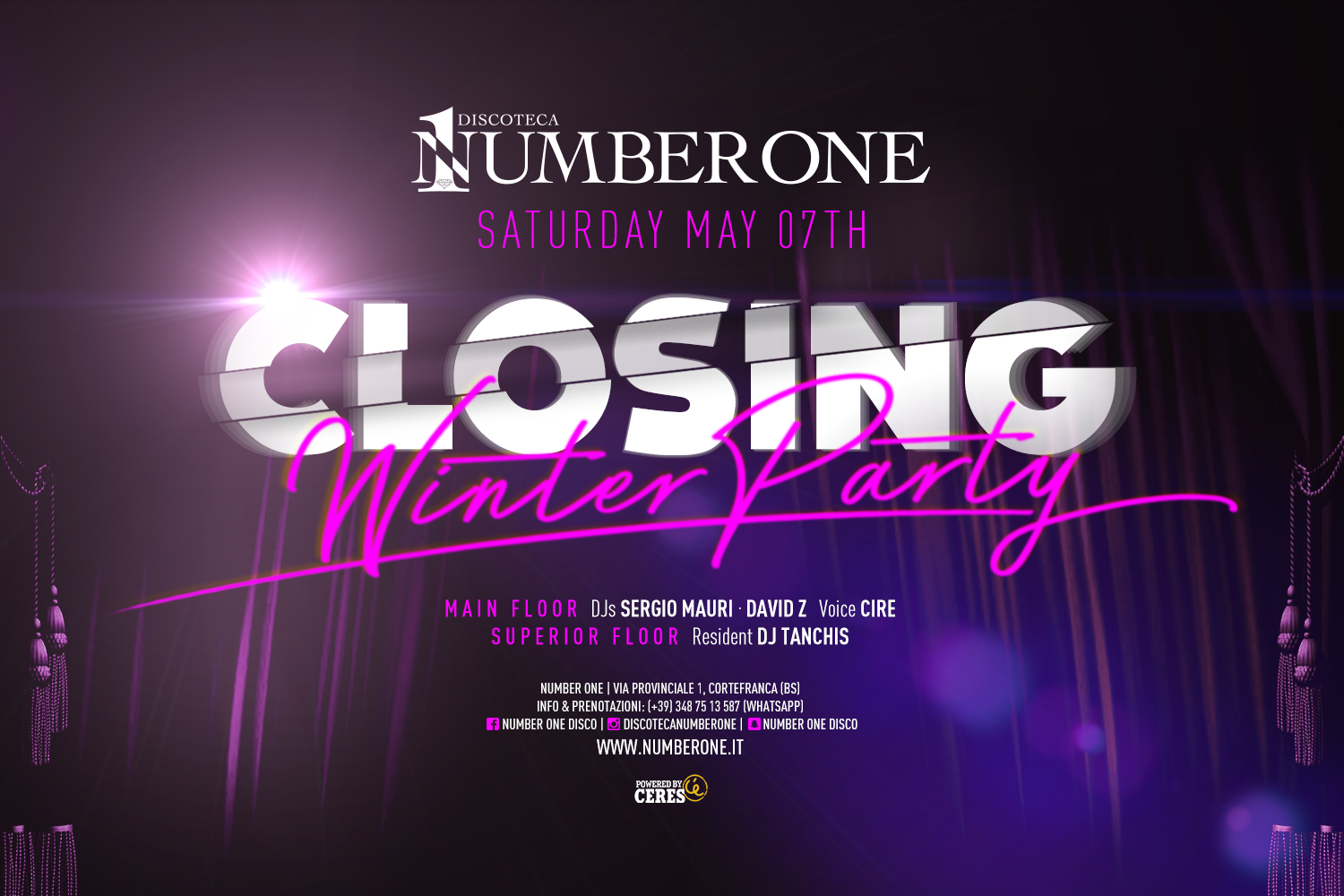 Closing Winter Party