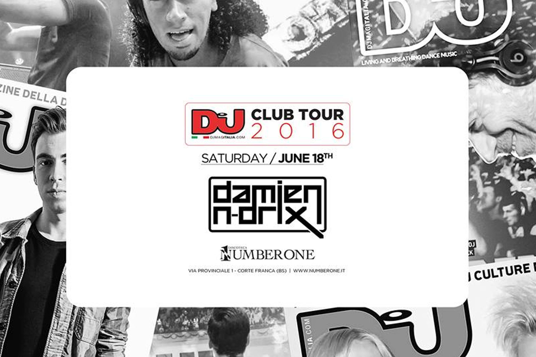 Dj Mag Club Tour