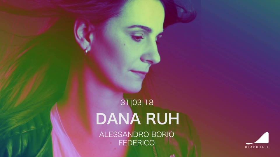 DANA RUH – Black Hall