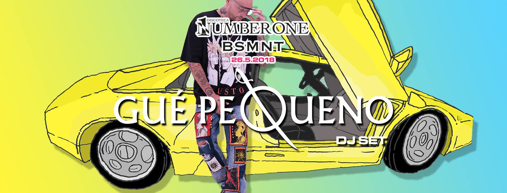 Basement & Number One – Gué Pequeno