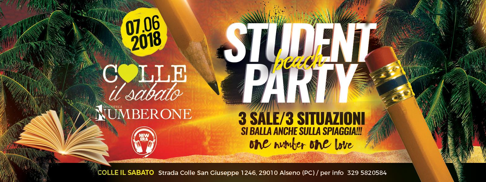 "NewEra pres. ""StudentBeachParty"" @Colle"