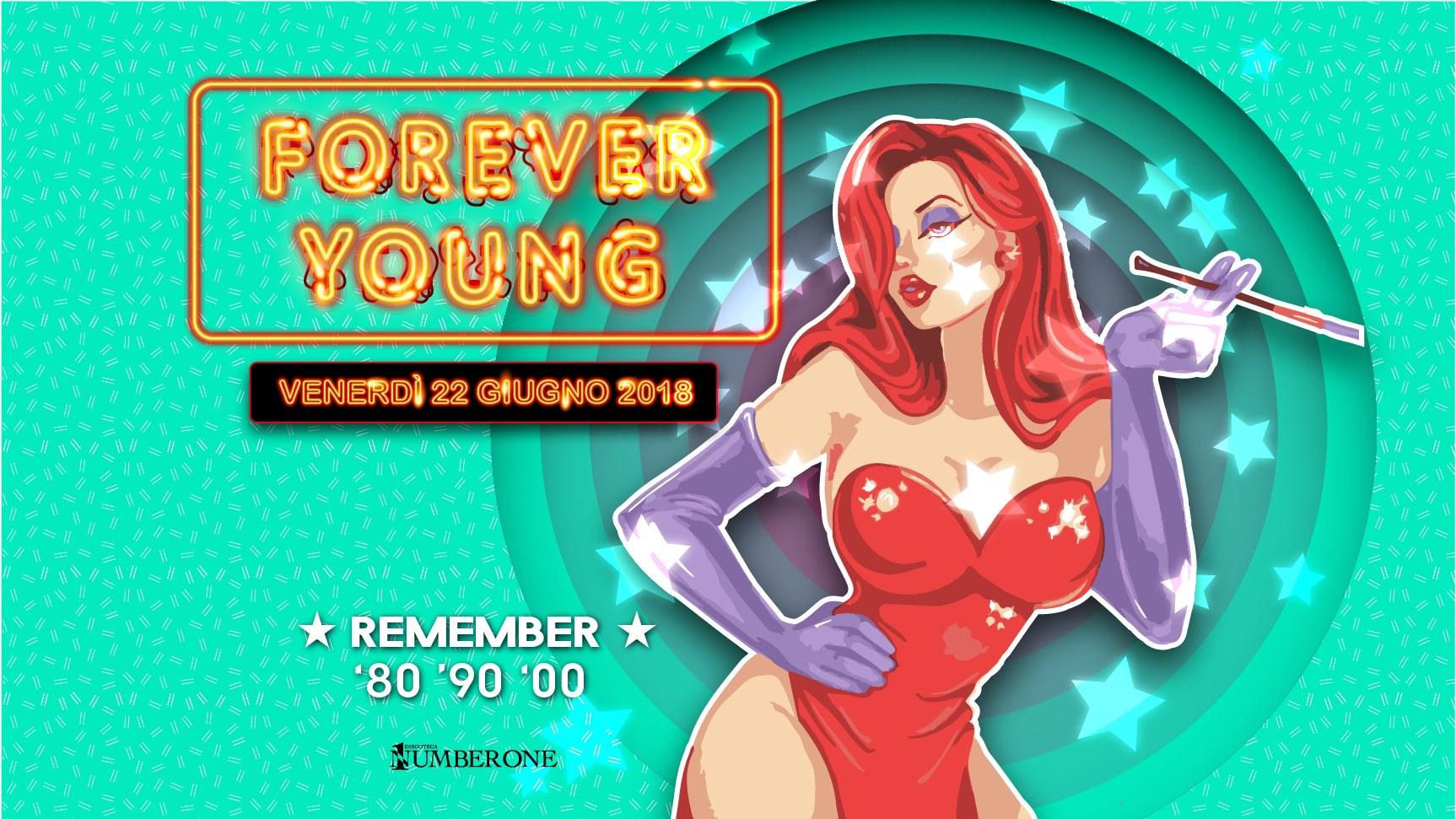 Forever Young – Tutti i Venerdì
