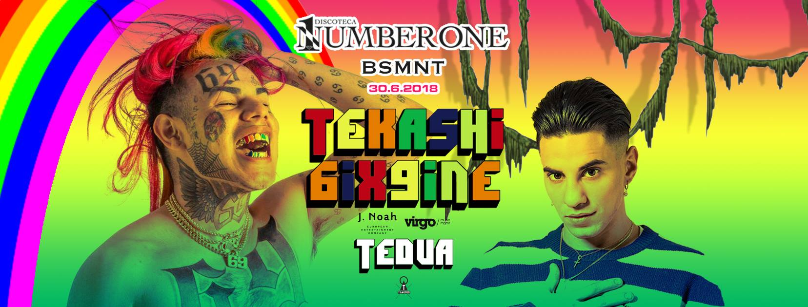 Number One & Basement – Tekashi 6ix9ine + Tedua