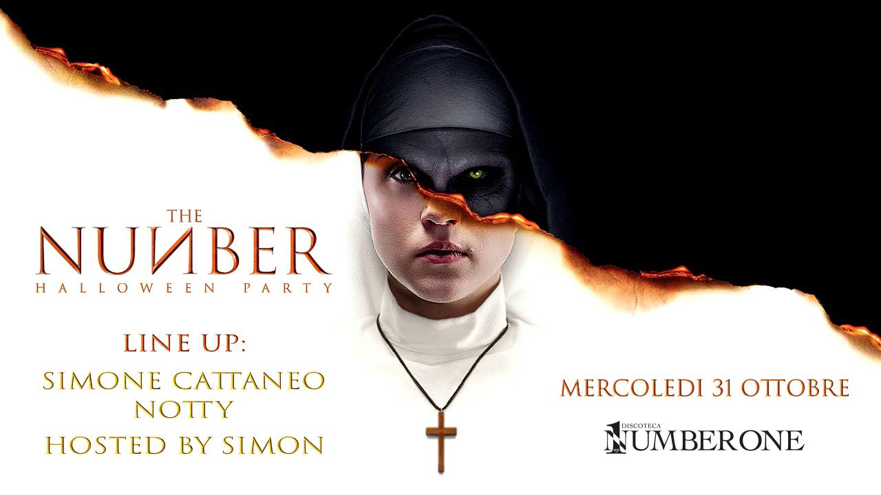 The NuИber – Halloween Party Numberone – Big Reopening