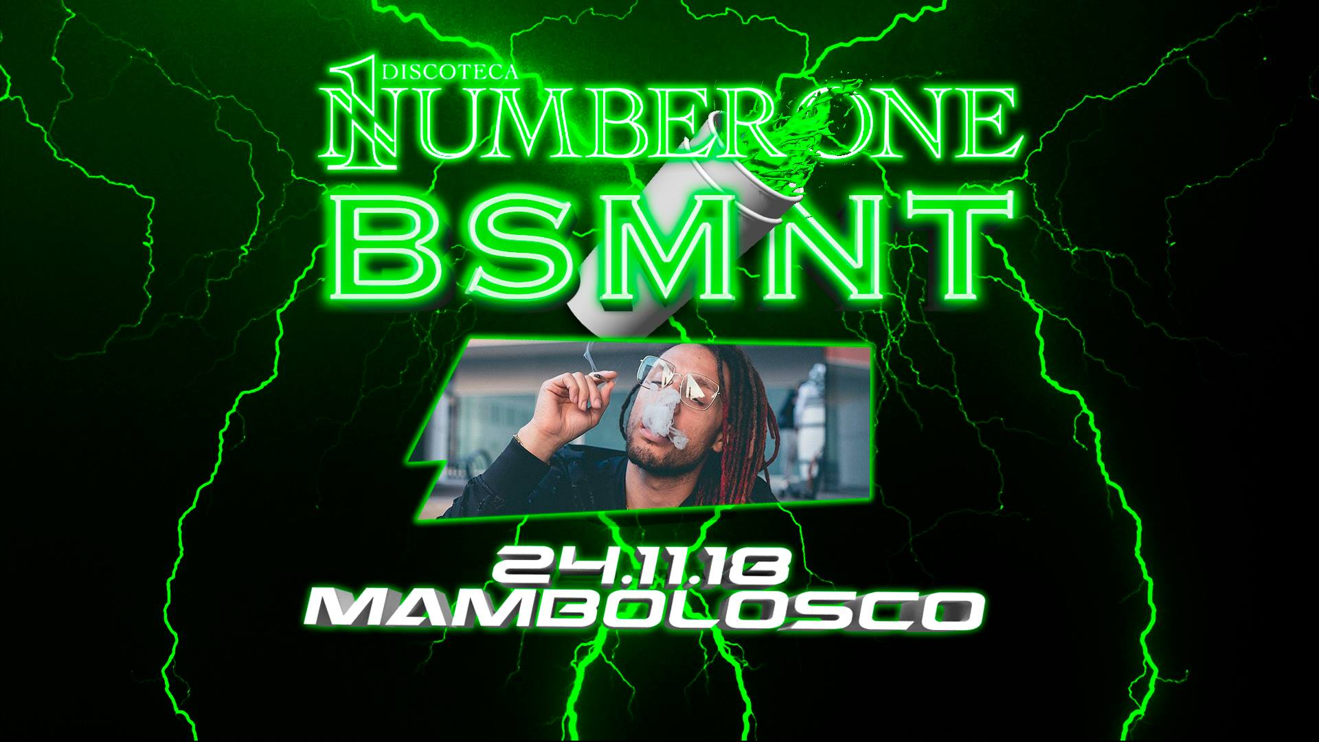 Number One – Basement Mambolosco