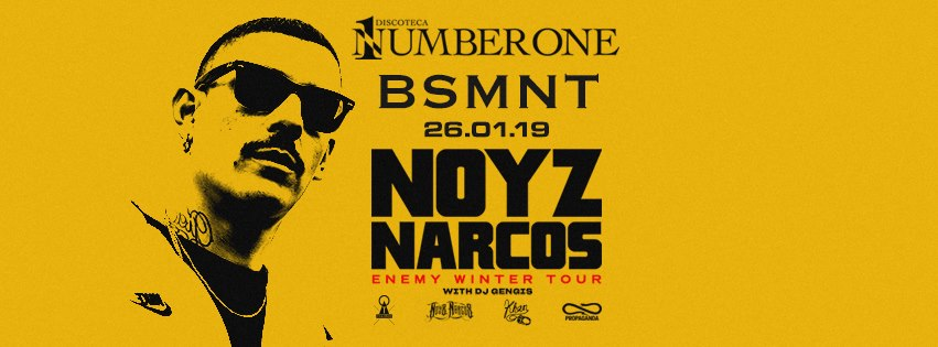 Number One – Basement Noyz Narcos
