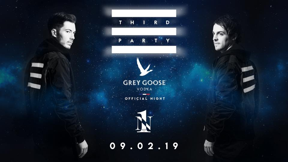 Third Party at Greygoose Official Night