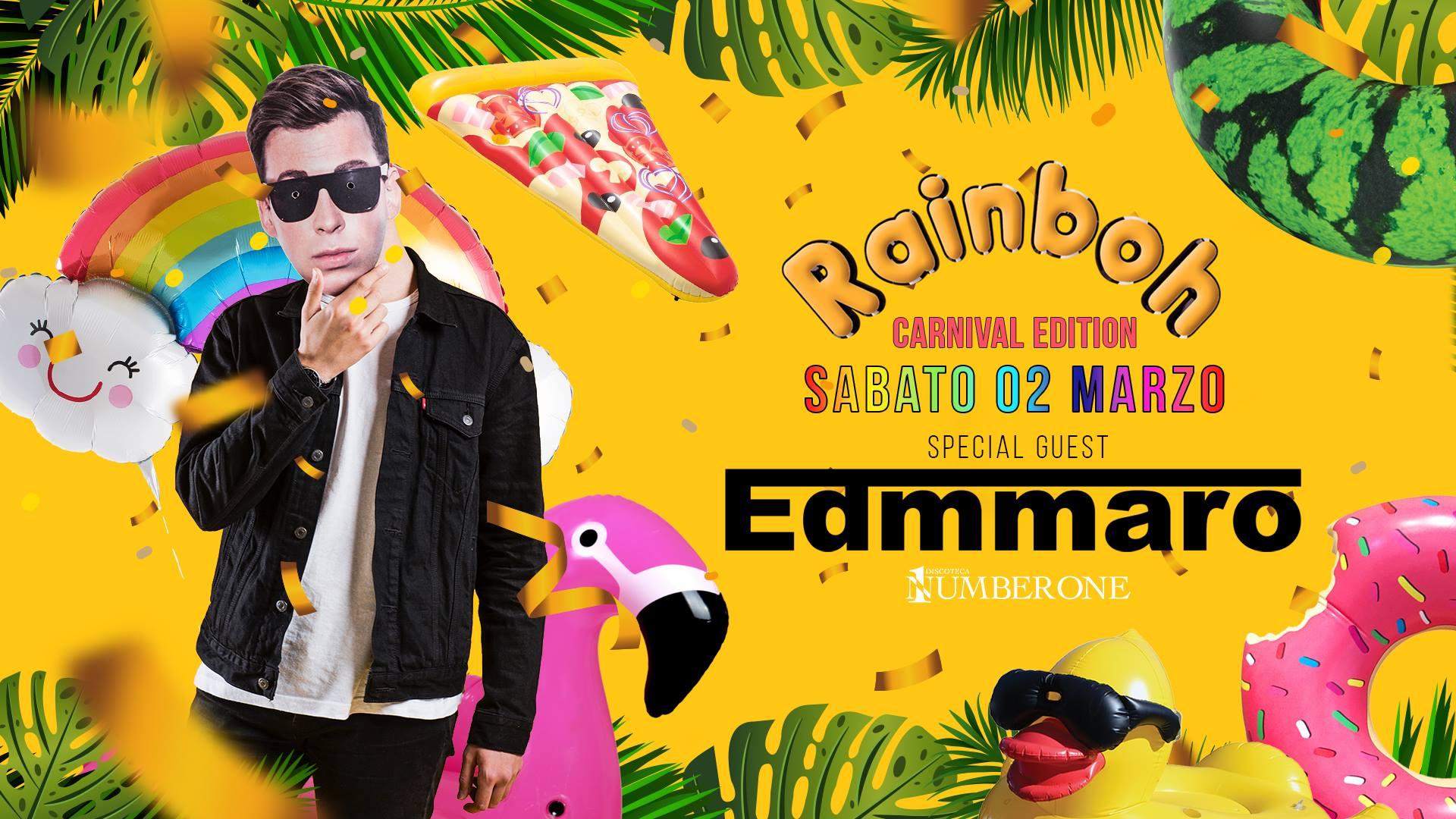 Edmmaro – Rainboh Carnival Edition