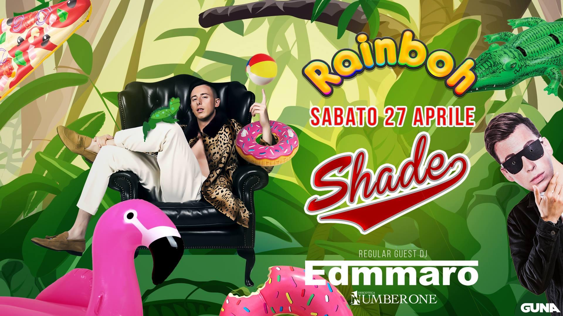 Rainboh with Shade & Edmmaro