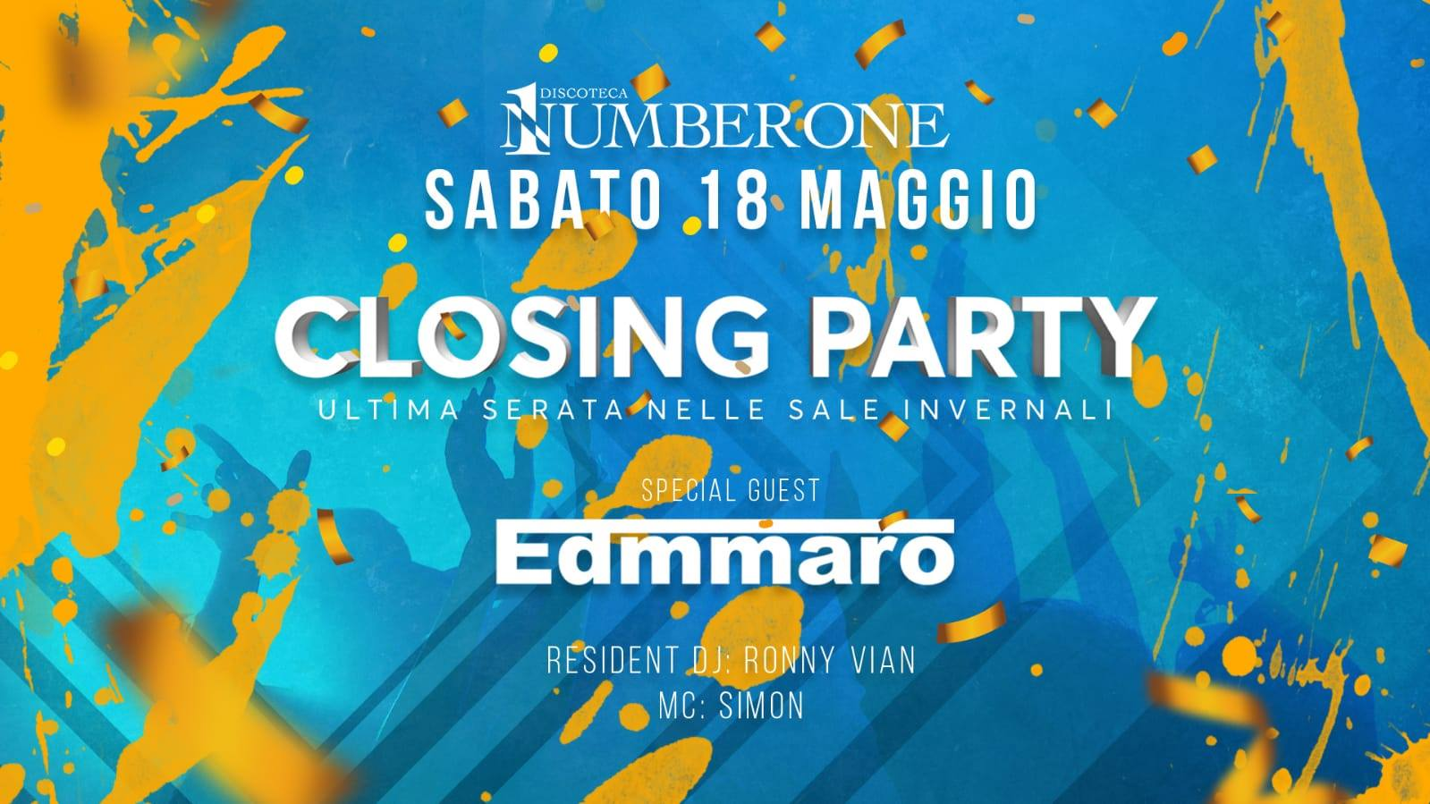 Closing Party Winter Season