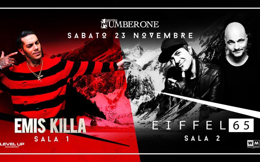 EMIS KILLA + EIFFEL 65