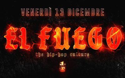 El Fuego 13/12