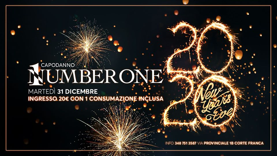 Capodanno Number One 2020