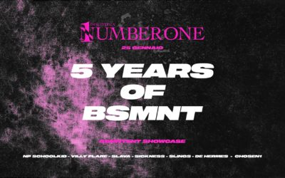 Basement 5 YEARS of BSMNT