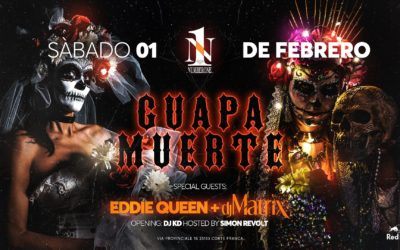 Guapa Muerte with Eddie Queen and Dj Matrix