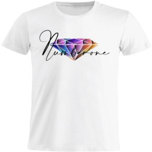 t-shirt-uomo-diamante-colorato-bianca