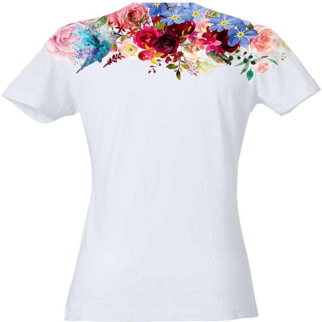 t-shirt-donna-giraffa-retro-bianca