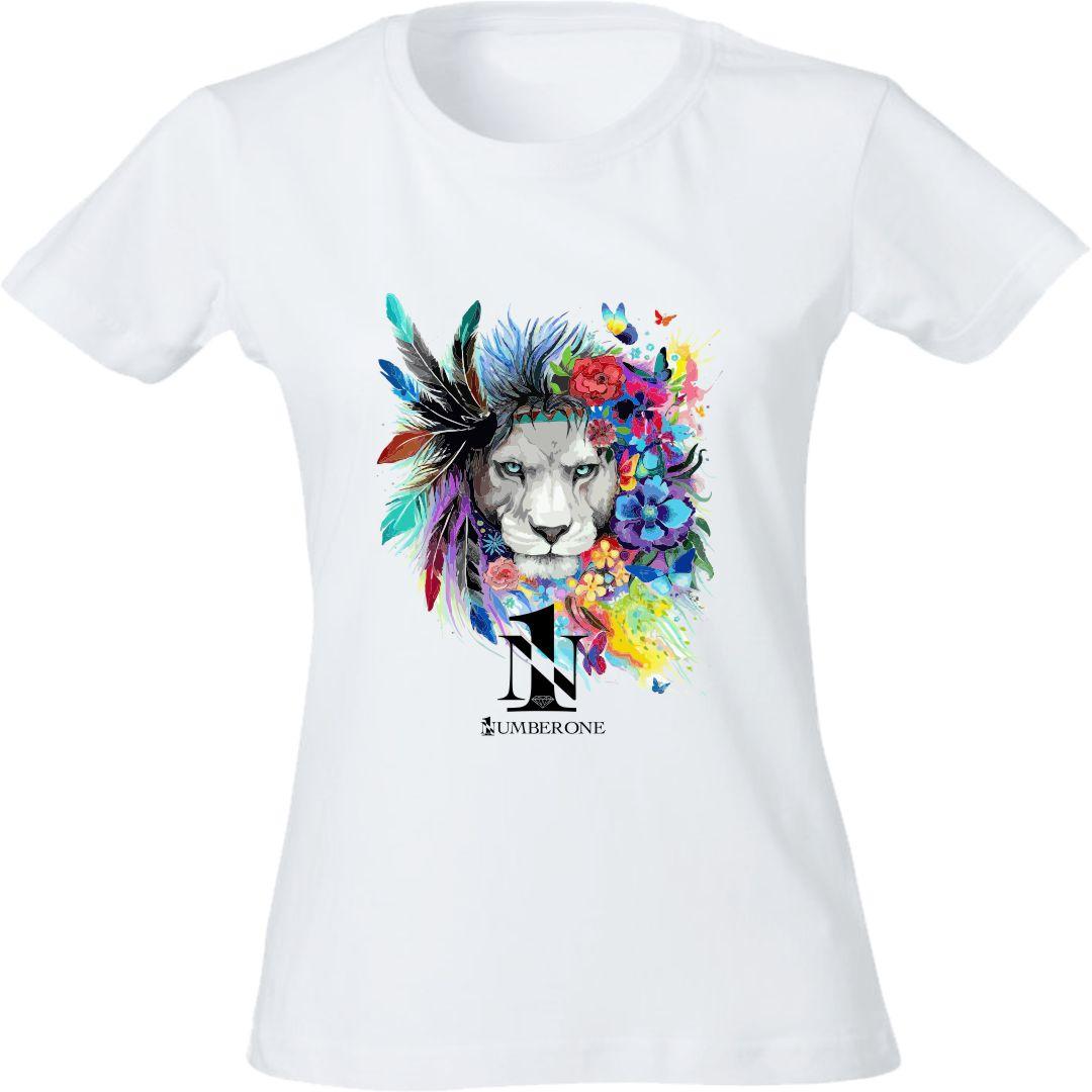 t-shirt-donna-leone-bianca