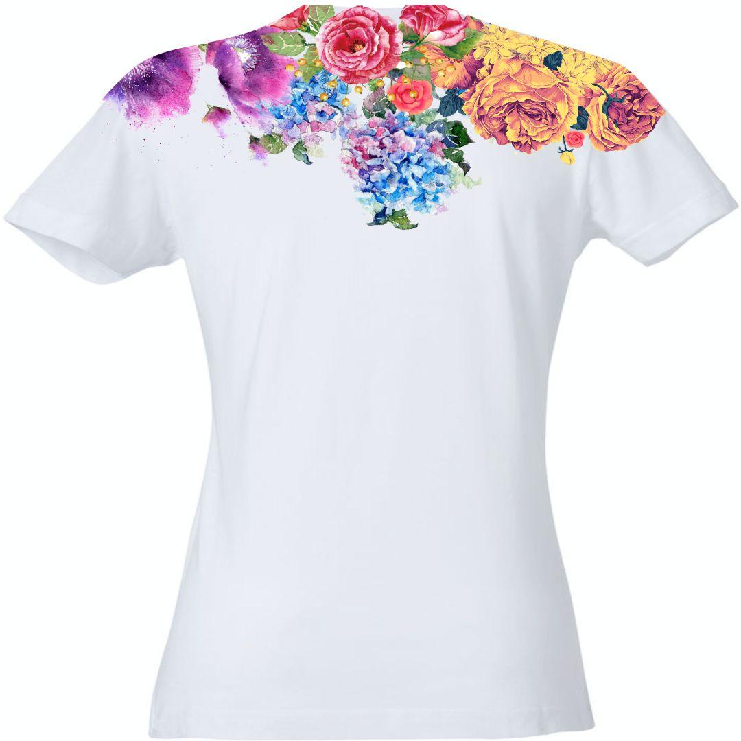 t-shirt-donna-tigre-retro-bianca