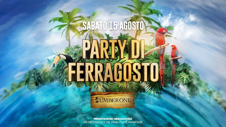 Party di Ferragosto 2020