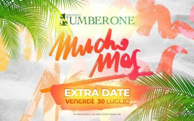 Mucho Mas – Extra Date – 30 luglio